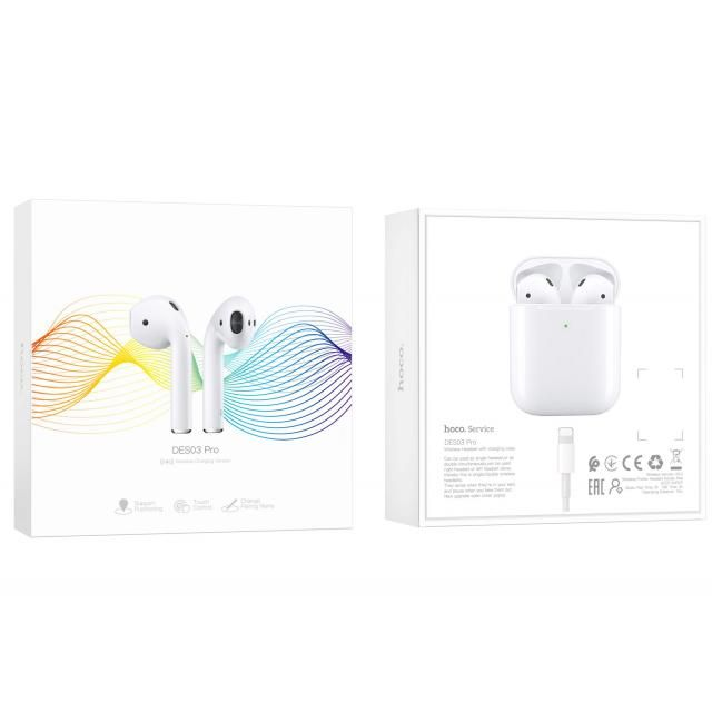 Tai Nghe Airpods 2 Hoco DES08 Pro